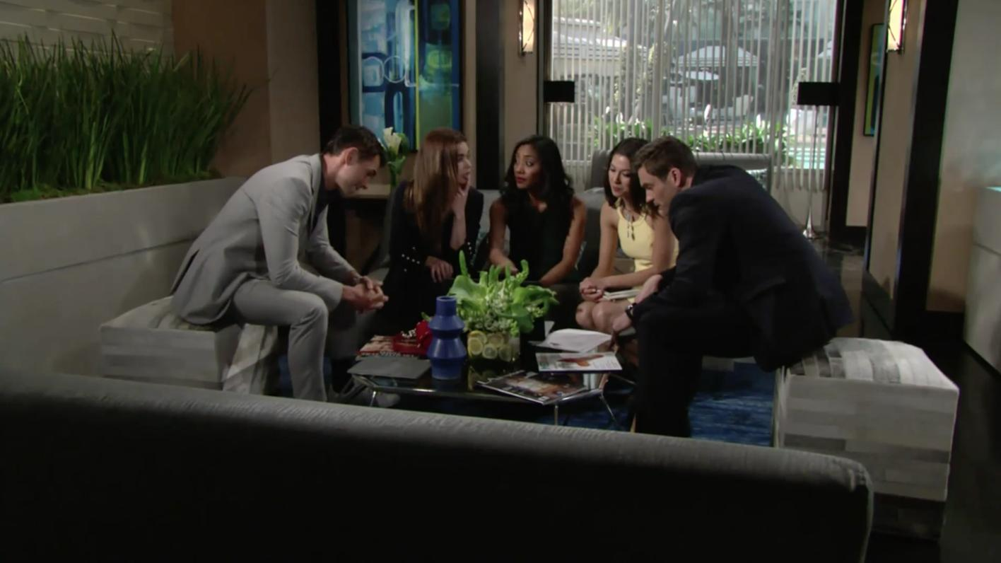 """Donnabella Mortel Takes Charge on The Young and The Restless as """"Kylie Weston"""""""