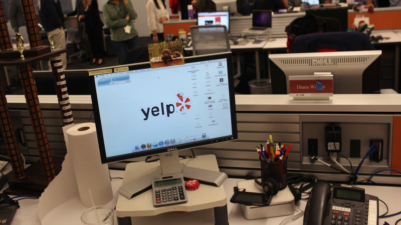 Man Sent to Prison Over Yelp-Slamming Business with Reviews