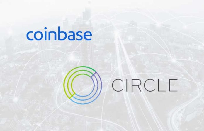 San Francisco-based cryptocurrency giant Coinbase just announced that it has added support for USD Coin (USDC), a stablecoin designed by competing crypto exchange Circle, the owner of Poloniex.