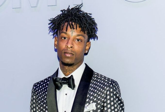 Atlanta Rapper 21 Savage Arrested By ICE For Allegedly Overstaying Visa