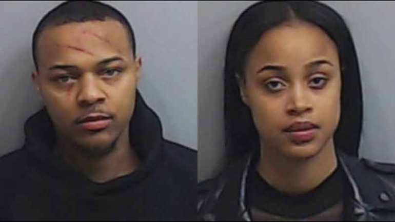 Rapper Bow Wow Arrested After Fight With Ex-Girlfriend Leslie Holden