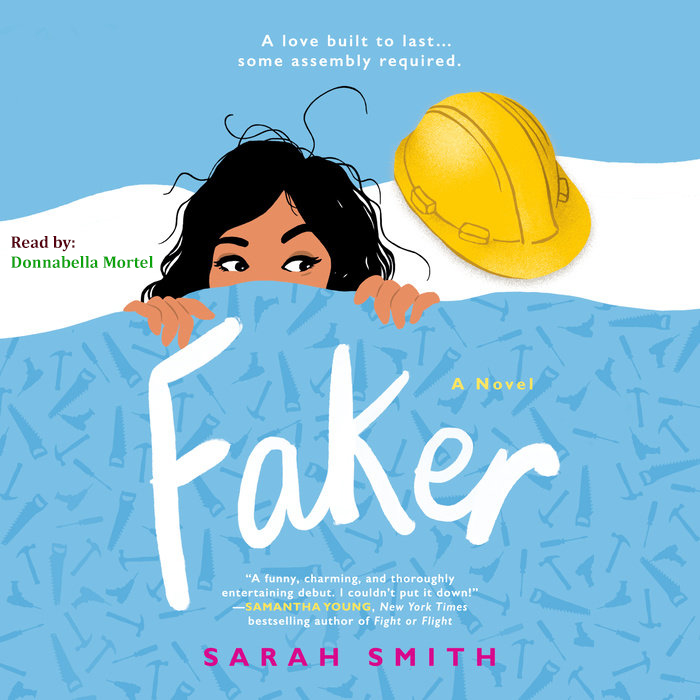 Donnabella Mortel Gets Fun and Sexy Narrating Debut Author Sarah Smith's Romance Faker