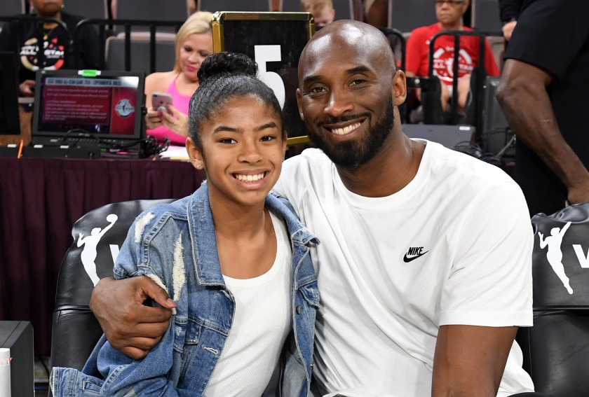 Legendary Icon Kobe Bryant & Daughter Gianna Maria Onore Die in Helicopter Crash in California