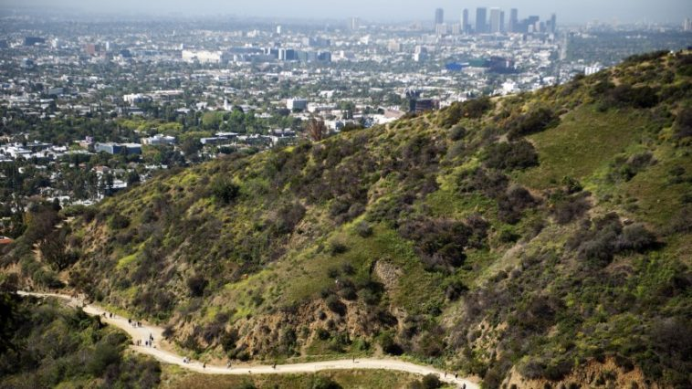Los Angeles, Santa Monica, and Long Beach Parks, Recreational Areas, and Beach Lots