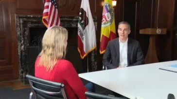 Mayor Garcetti Says Food Supplies with Be Fine and Urges Los Angeles residents NOT to panic