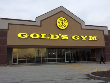 Gold's Gym In Venice, CA Reopens with No Face Masks Required 0
