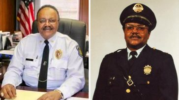 Retired Police Captain Died Protecting Friend's Store during Protests2343