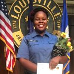 """EMT and aspiring nurse Breonna Taylor, 26, was shot to death by police in her own home on March 13. In what's been described as a """"botched raid,"""" officers barged into Taylor's apartment in Louisville, Kentucky, as she lay sleeping, and fired multiple rounds."""