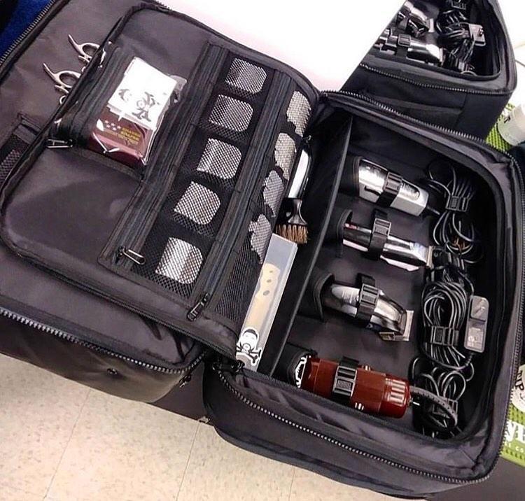 Barber Backpack COVID-19 program