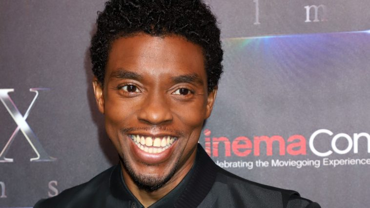 Chadwick Boseman dead from colon cencer