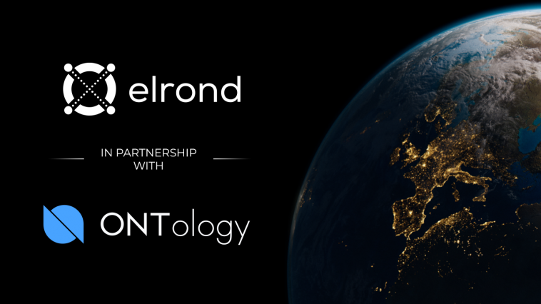 Elrond Announces Identity & Data Management for Elrond Users & Apps via Ontology (ONT)