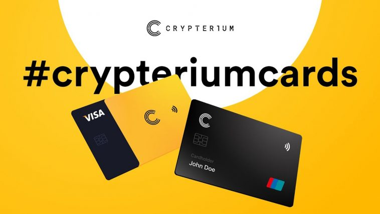 Apple Pay Integrates with Crypterium Bitcoin Card Increasing Adoption