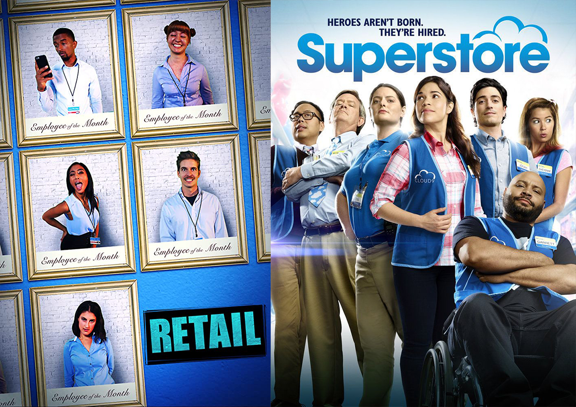 Kevin L Walker and Donnabella's Retail ripped on by NBC Superstore