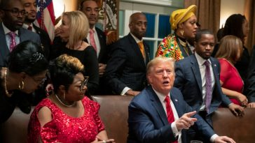 "How Trump — NOT Biden — has helped make African American/""Black' lives better"
