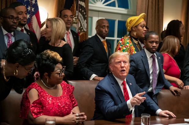 "How Trump — NOT Biden — has helped make African American/""Black' lives better"