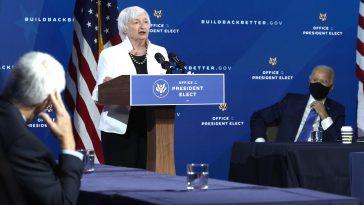 Joe Biden's pick for US Treasury Janet Yellen is Considering UNREALIZED Wealth Tax and More