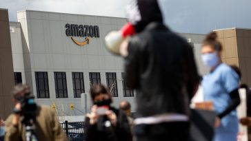 New York attorney general sues Amazon over Covid-19 shortfalls