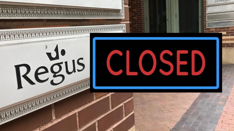 Regus : IWCPLC Permanently Closes Locations as they Struggle with Clients and Unscrupulous Employees like Adam Mazza 2211